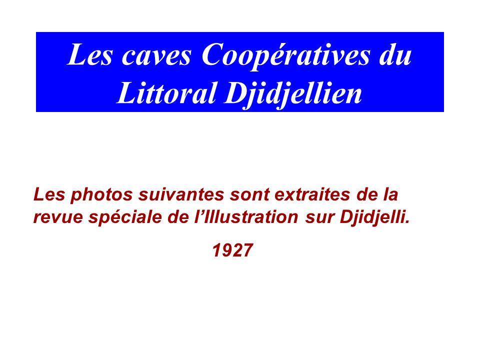 Les caves Coopératives du Littoral Djidjellien