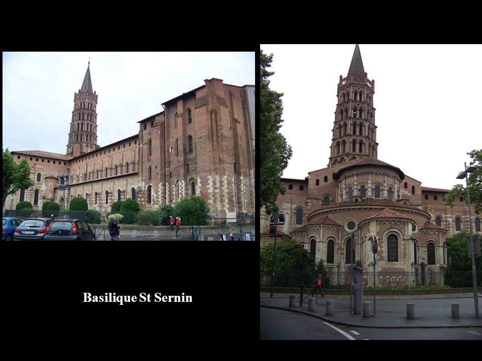 Basilique St Sernin