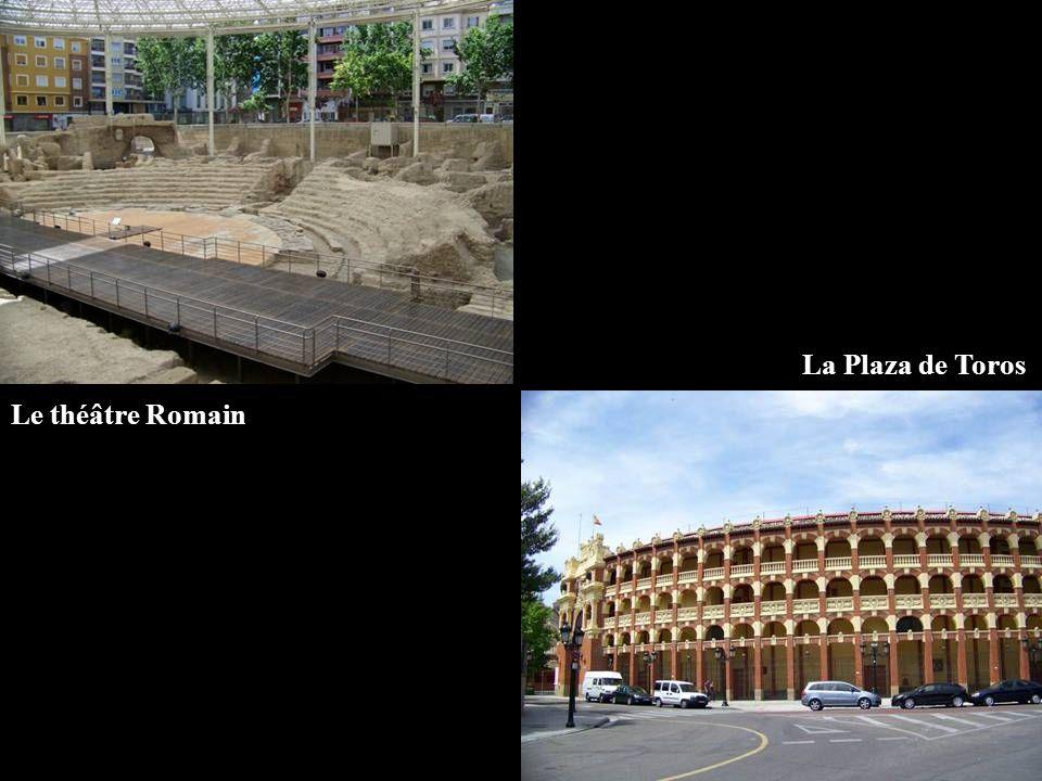 La Plaza de Toros Le théâtre Romain