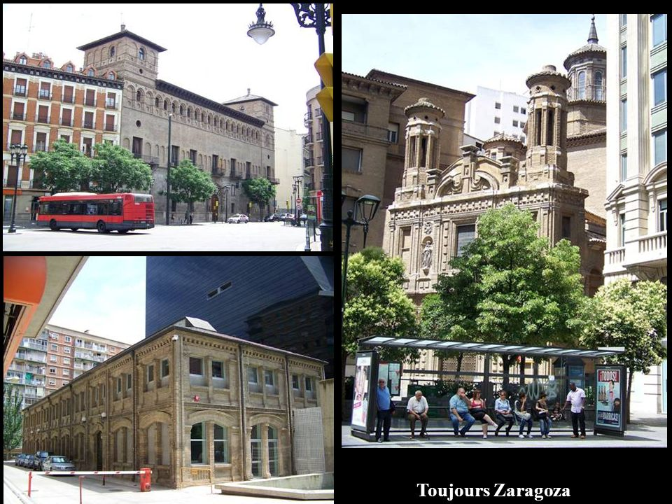 Toujours Zaragoza