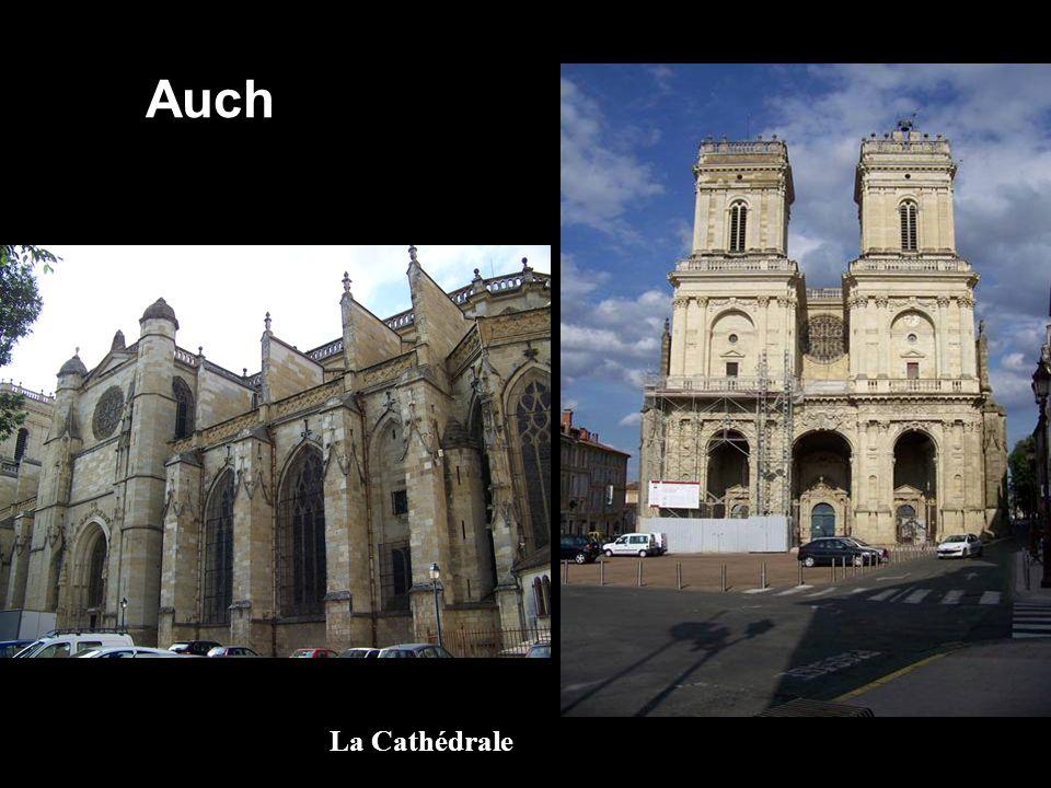 Auch La Cathédrale