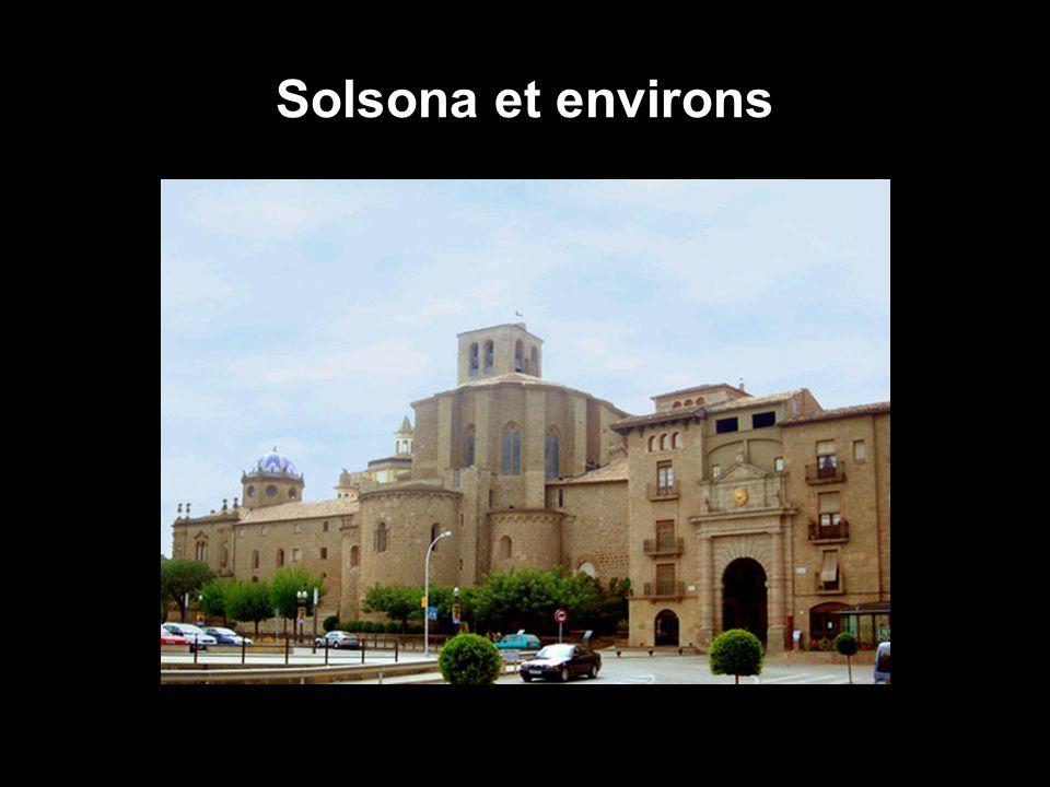 Solsona et environs