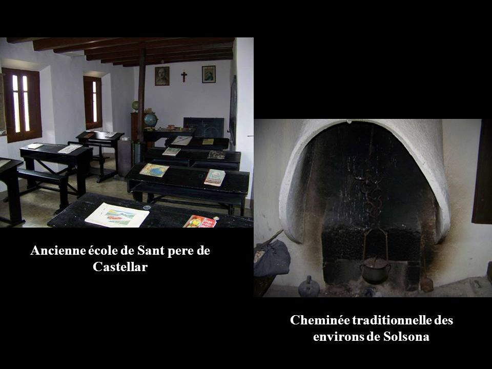 Ancienne école de Sant pere de Castellar