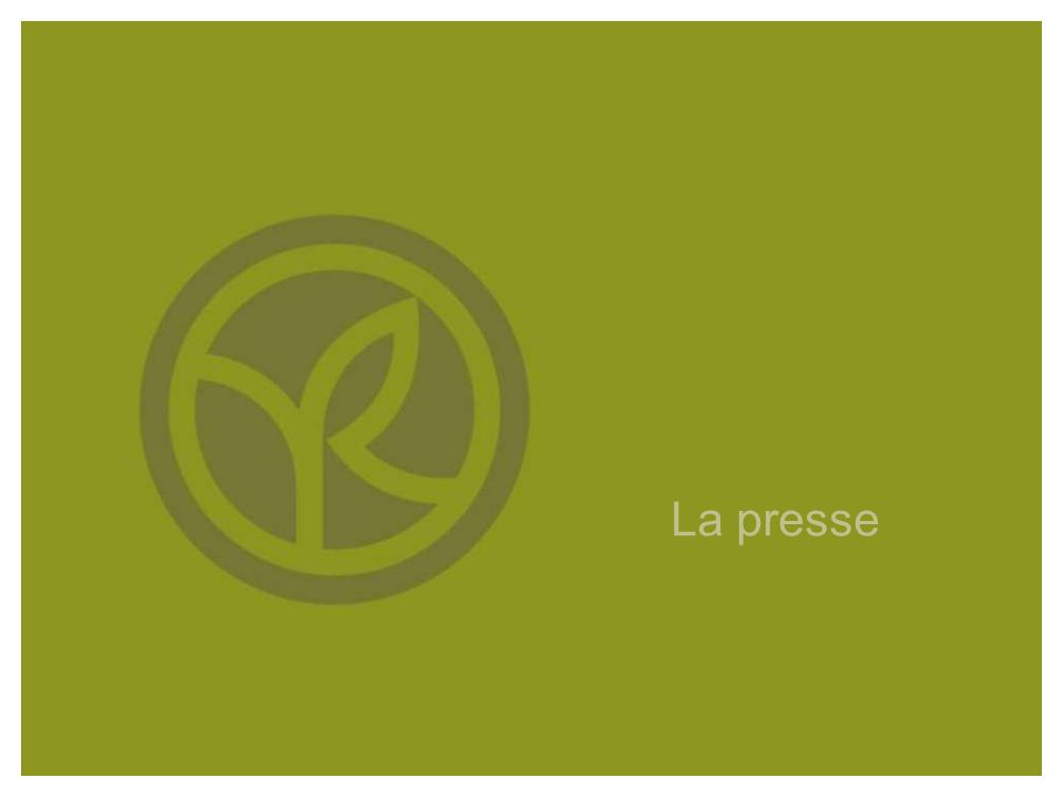 Retombées presse au 26/03/2014 Des retombées gratuites chez une grande partie des magazines féminins, journaux quotidiens, sites web et émission télé.