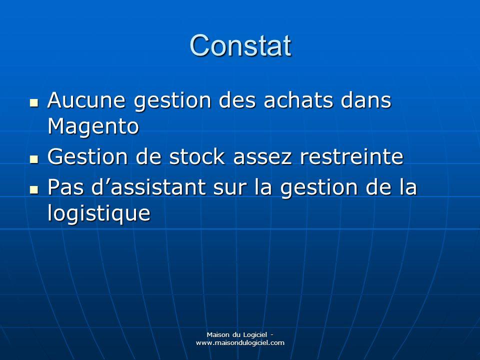 Maison du Logiciel - www.maisondulogiciel.com