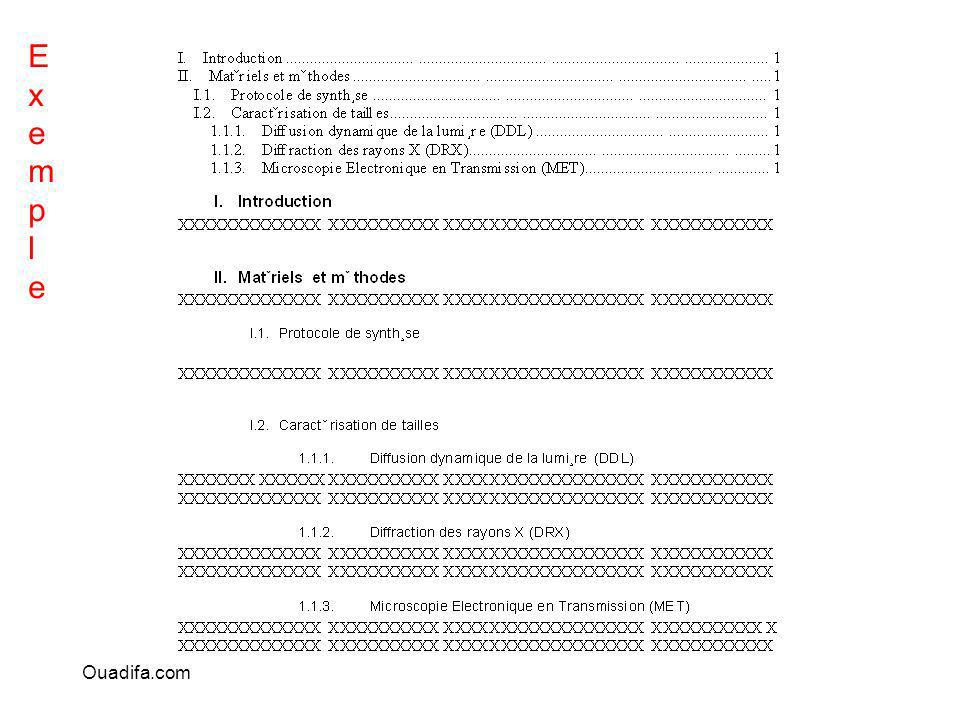 Exemple Ouadifa.com