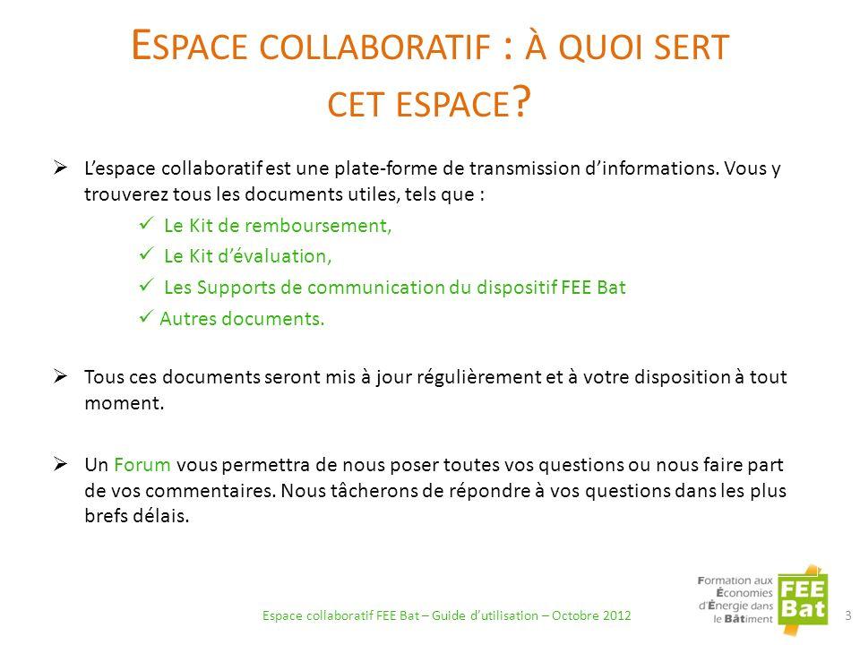 Espace collaboratif : à quoi sert cet espace