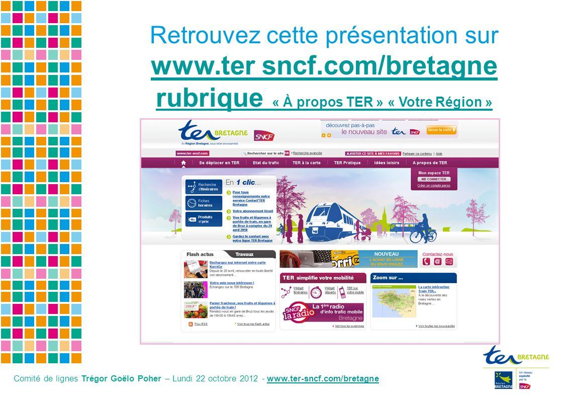 Retrouvez cette présentation sur www. ter sncf
