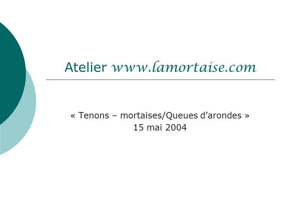 Atelier www.lamortaise.com