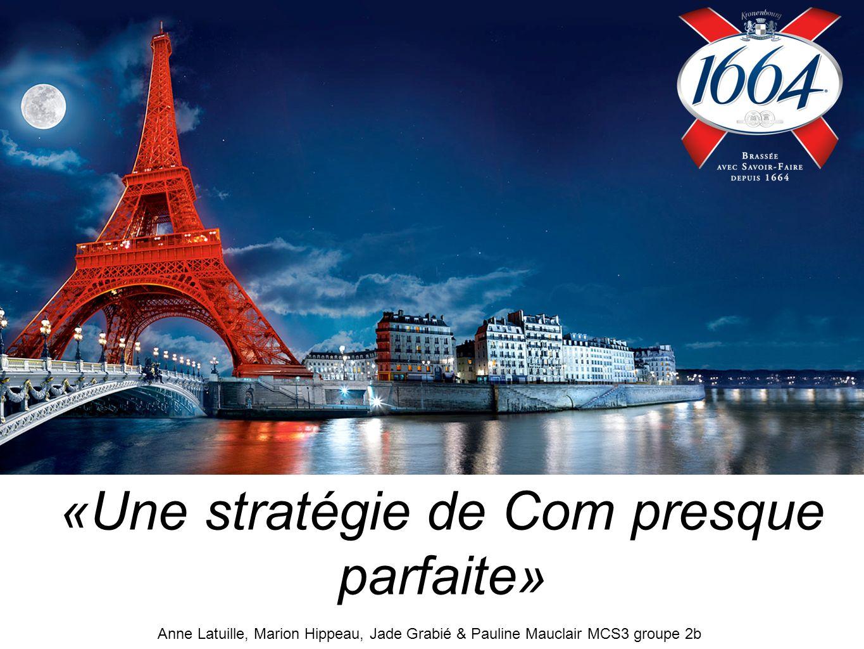 «Une stratégie de Com presque parfaite»