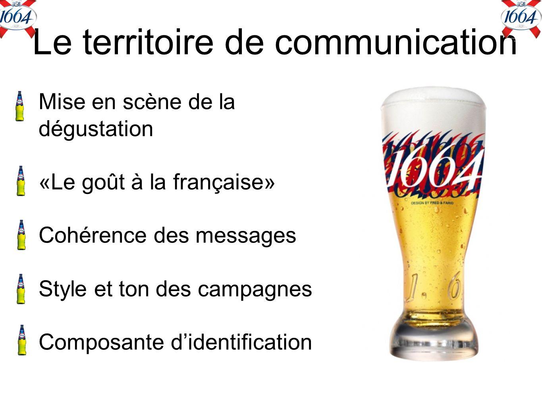 Le territoire de communication