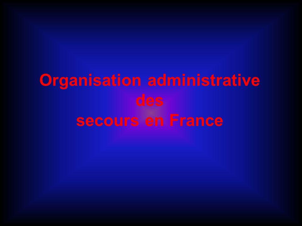 Organisation administrative des