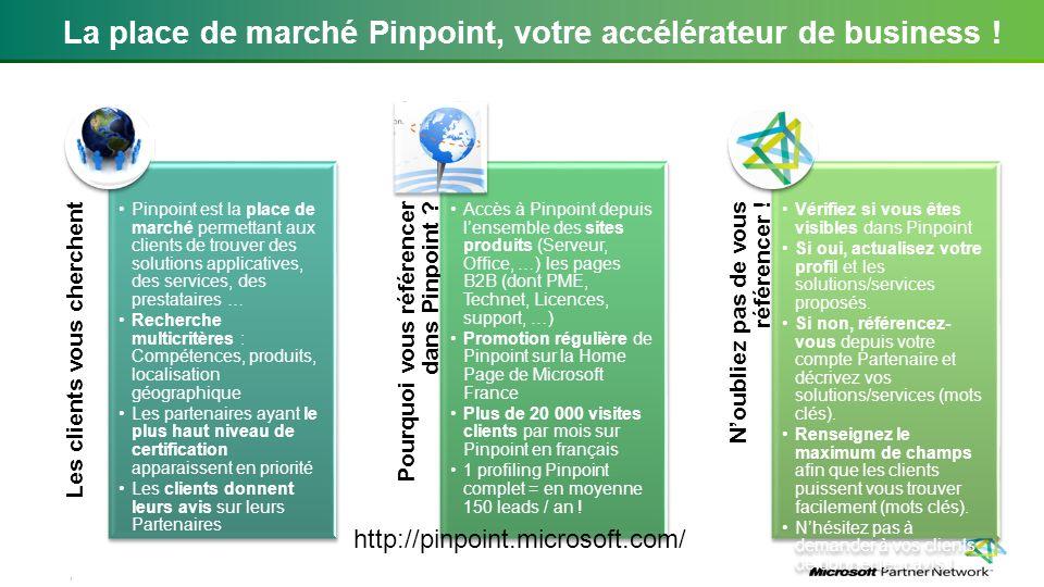 La place de marché Pinpoint, votre accélérateur de business !