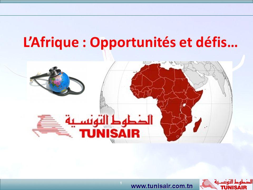 L'Afrique : Opportunités et défis…