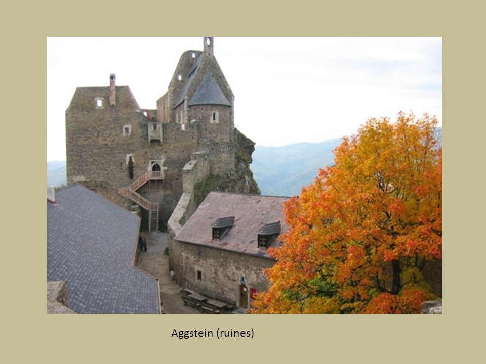 Aggstein (ruines)