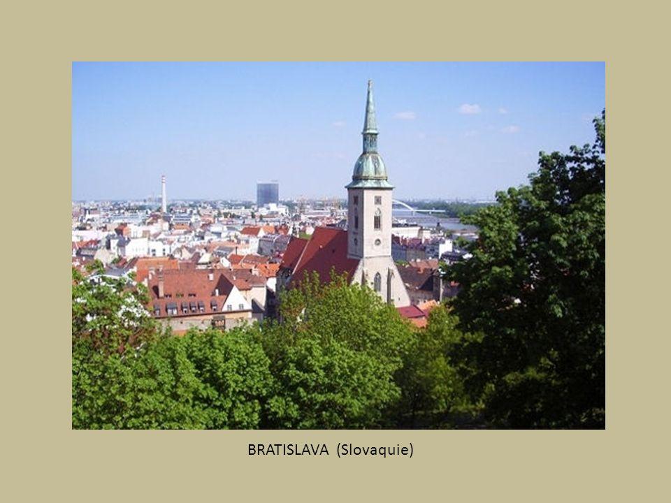 BRATISLAVA (Slovaquie)