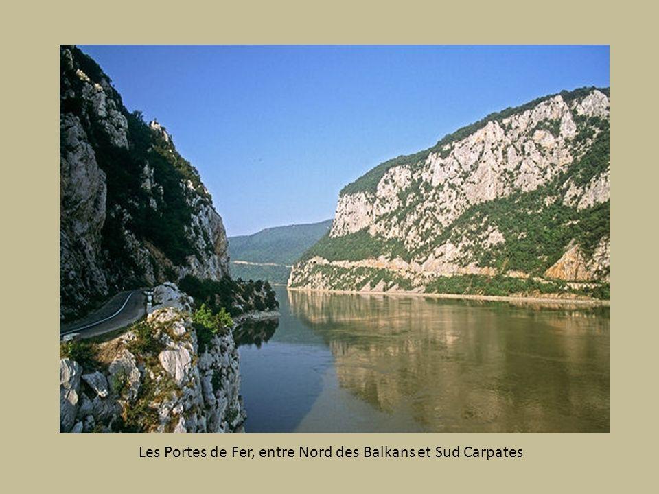 Les Portes de Fer, entre Nord des Balkans et Sud Carpates
