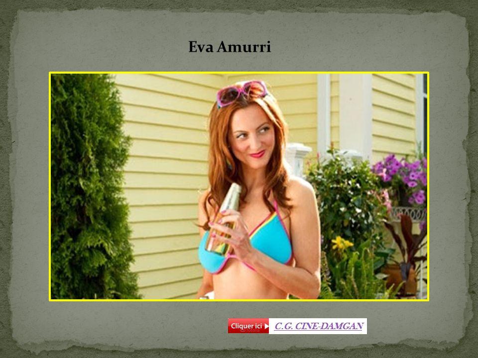 Eva Amurri C.G. CINE-DAMGAN