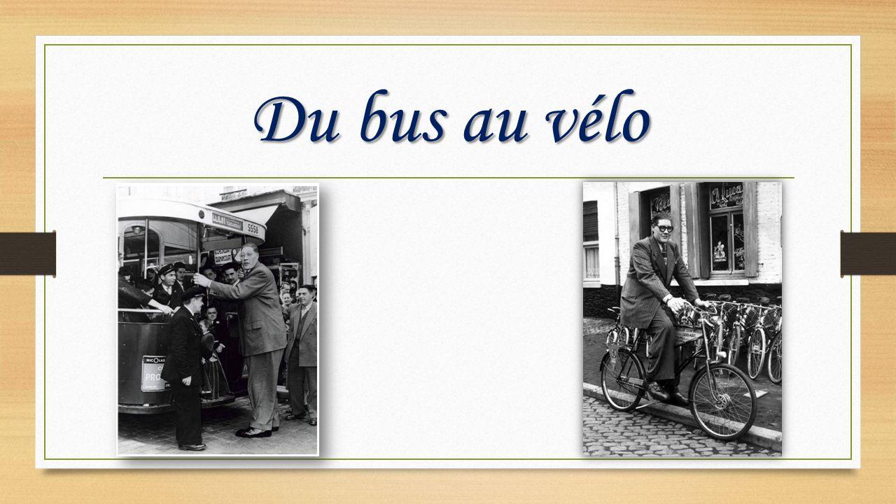 Du bus au vélo