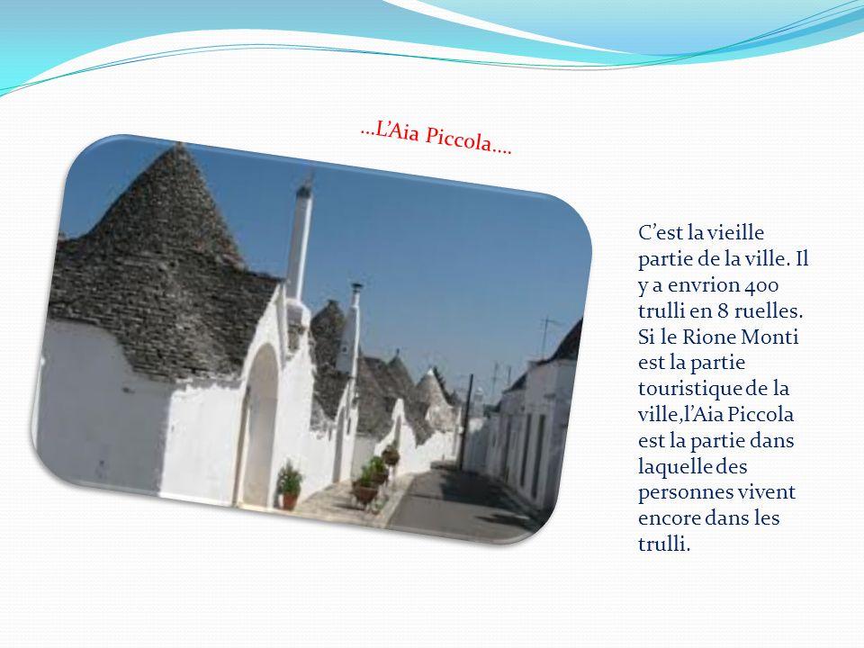 …L'Aia Piccola….
