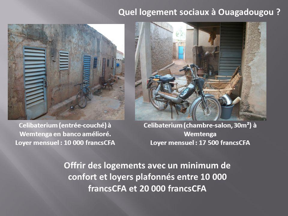 Quel logement sociaux à Ouagadougou