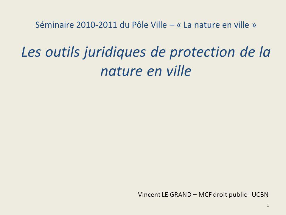 Vincent LE GRAND – MCF droit public - UCBN