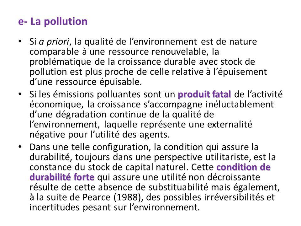 e- La pollution