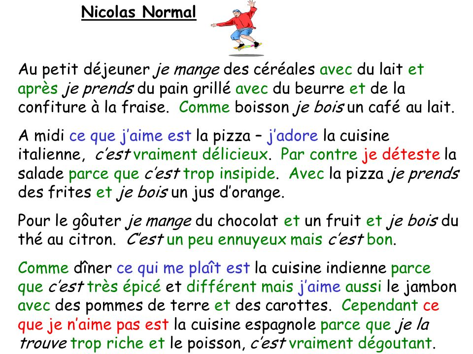 Nicolas Normal