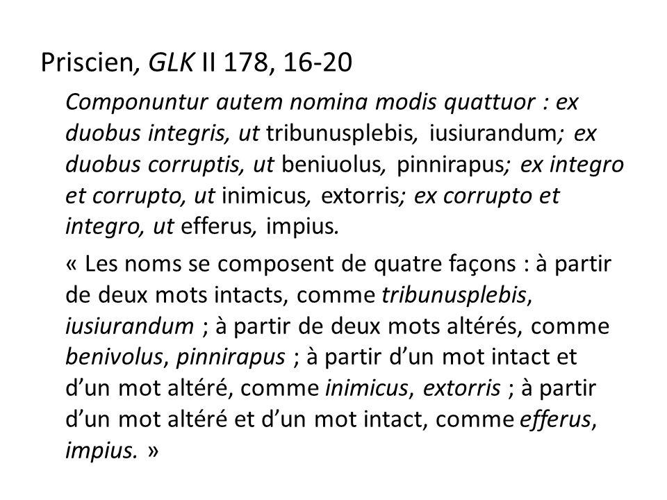 Priscien, GLK II 178, 16-20