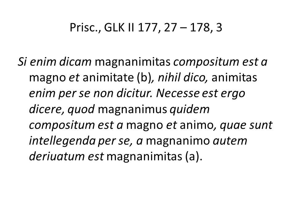 Prisc., GLK II 177, 27 – 178, 3