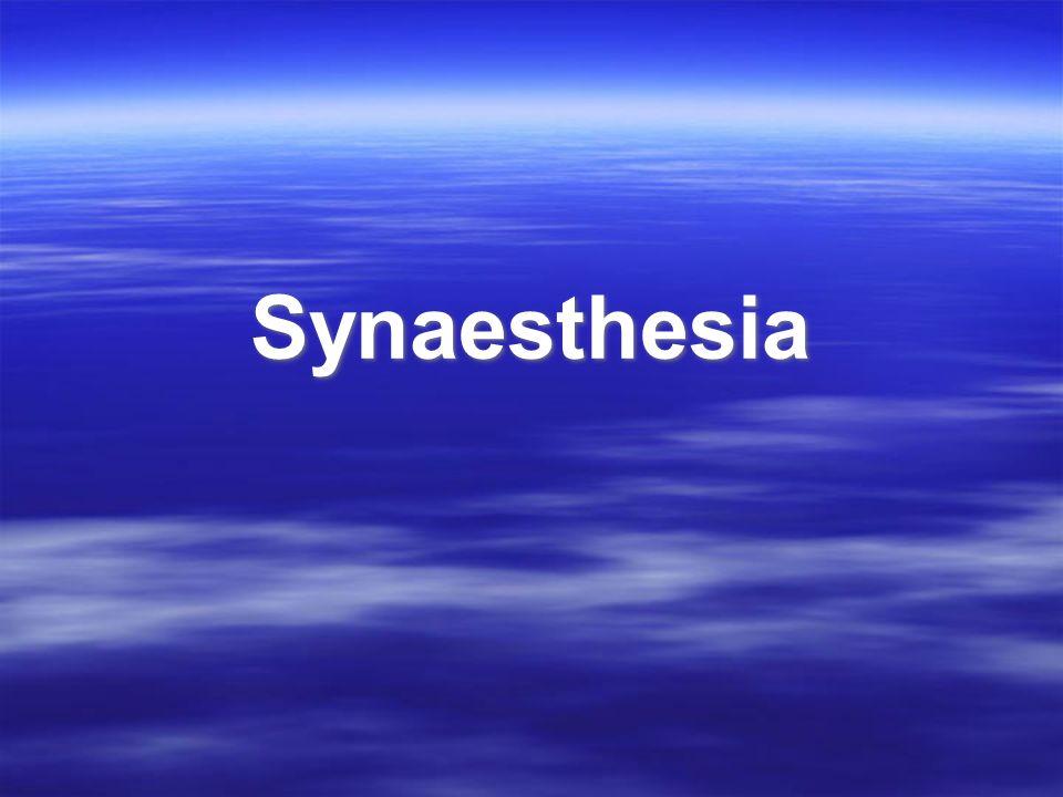 Synaesthesia