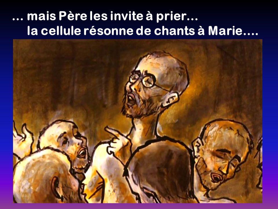 … mais Père les invite à prier…
