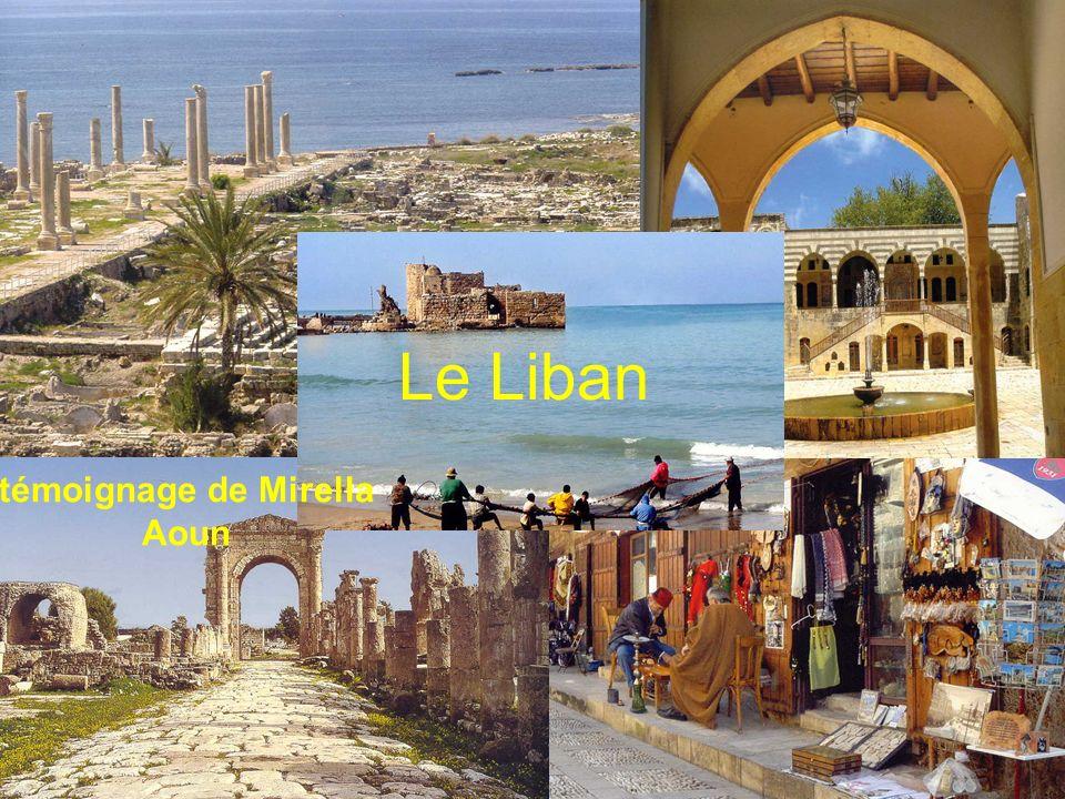 témoignage de Mirella Aoun