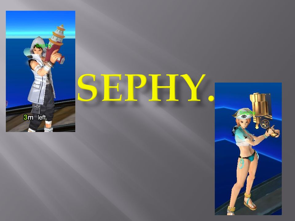 Sephy.