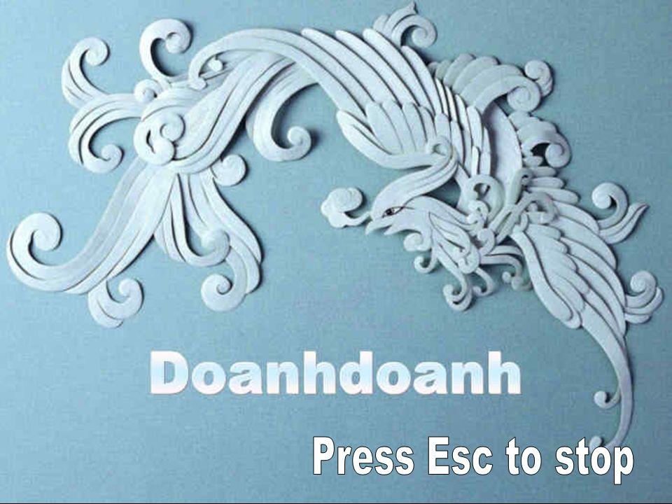 Press Esc to stop