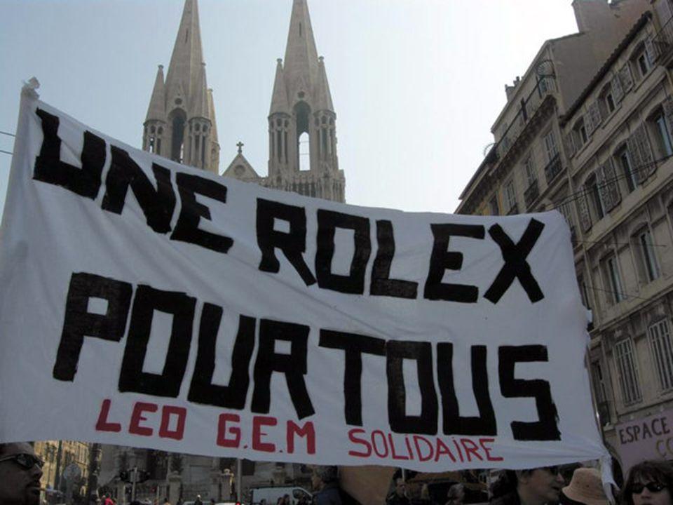 Marseille la contestataire…
