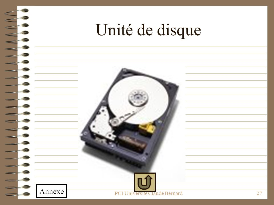 PCI Université Claude Bernard