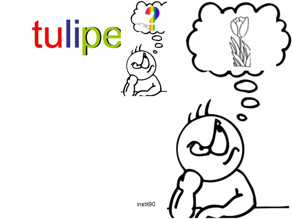 tulipe tu li pe instit90