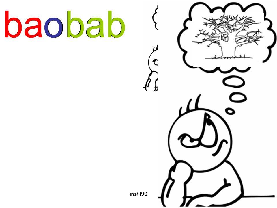 baobab ba o bab instit90