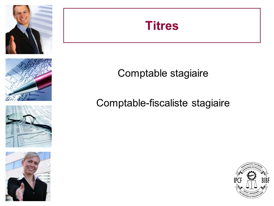 Comptable-fiscaliste stagiaire