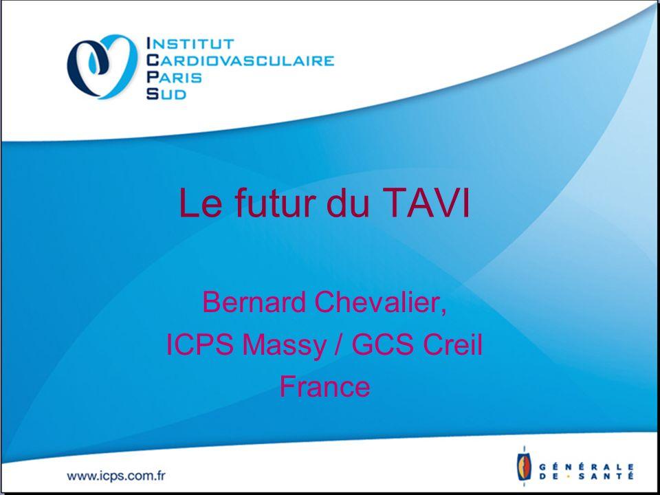 Bernard Chevalier, ICPS Massy / GCS Creil France