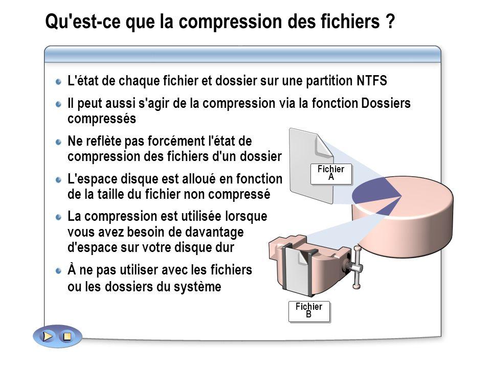 Qu est‑ce que la compression des fichiers