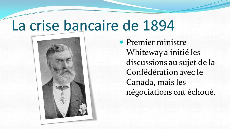 La crise bancaire de 1894