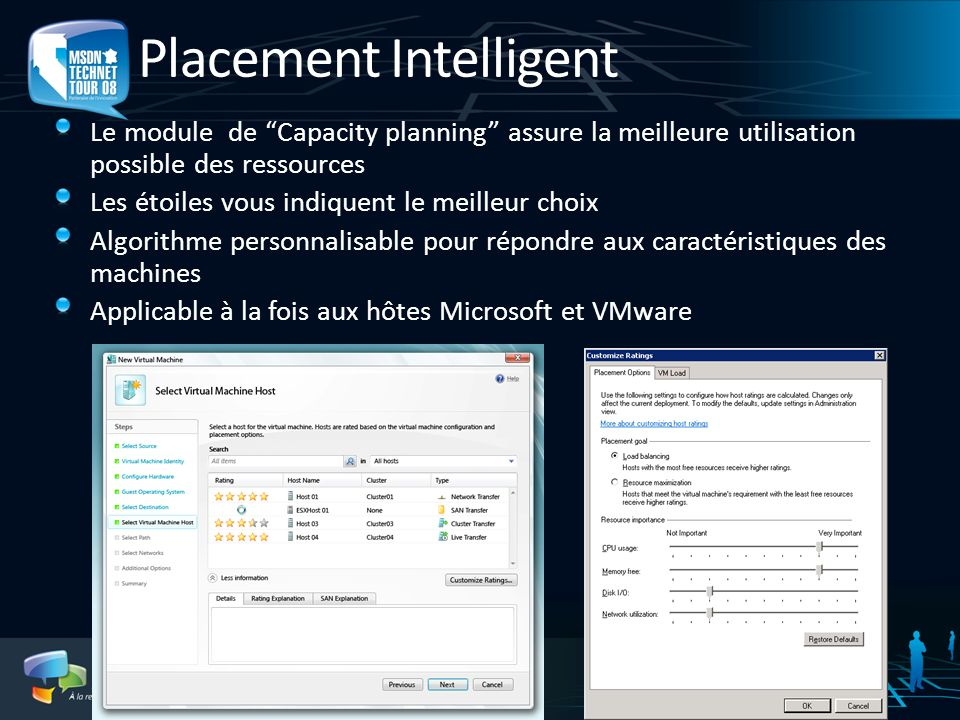 Placement Intelligent