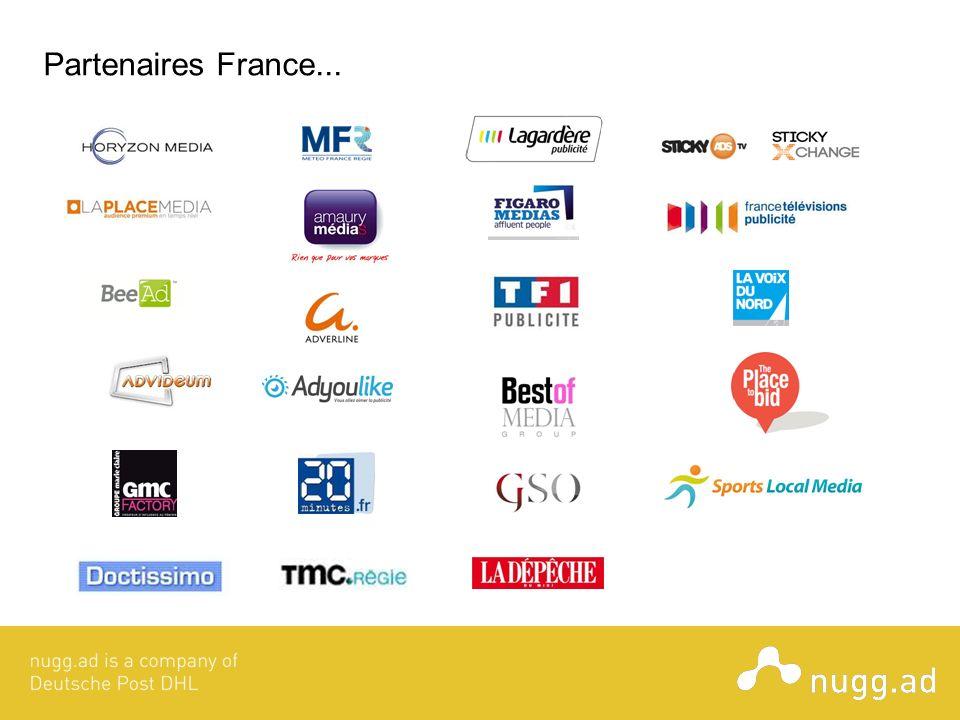 Partenaires France...