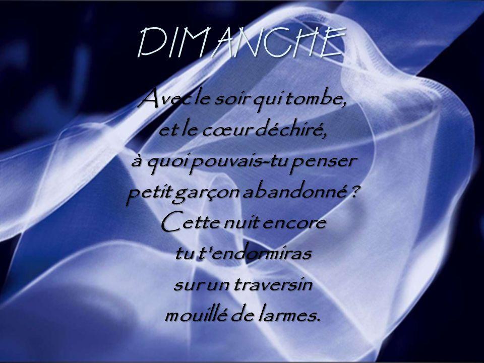 DIMANCHE