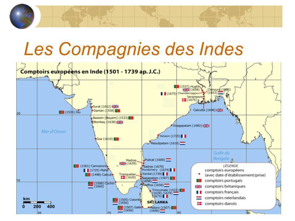 Les Compagnies des Indes