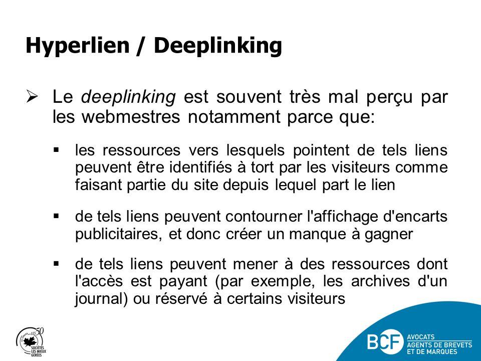 Hyperlien / Deeplinking