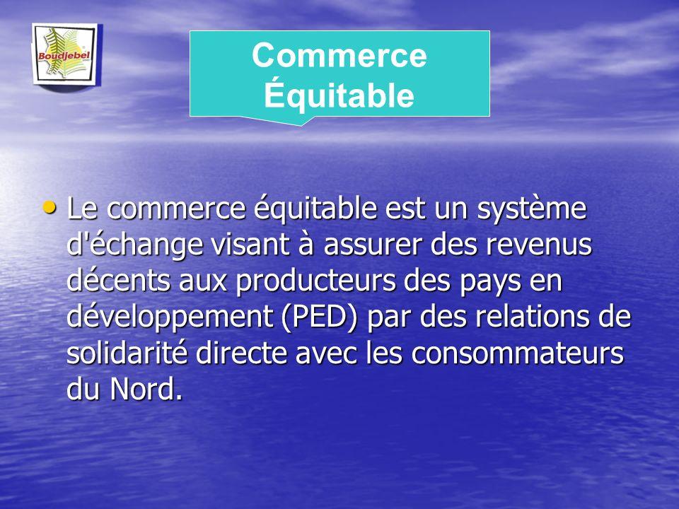 Commerce Équitable