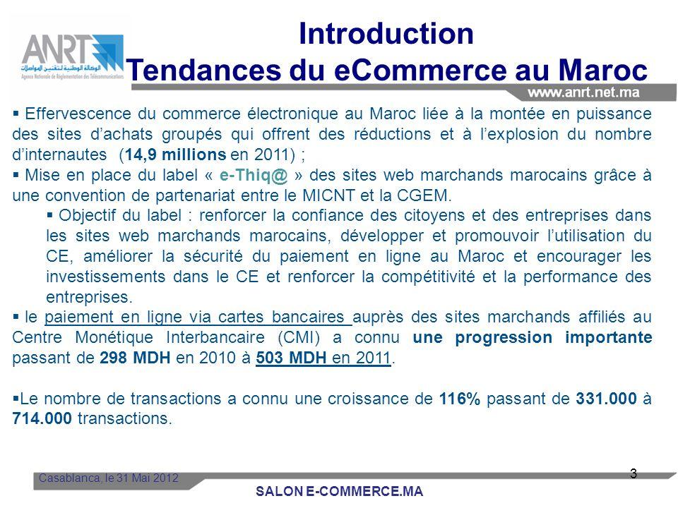 Tendances du eCommerce au Maroc